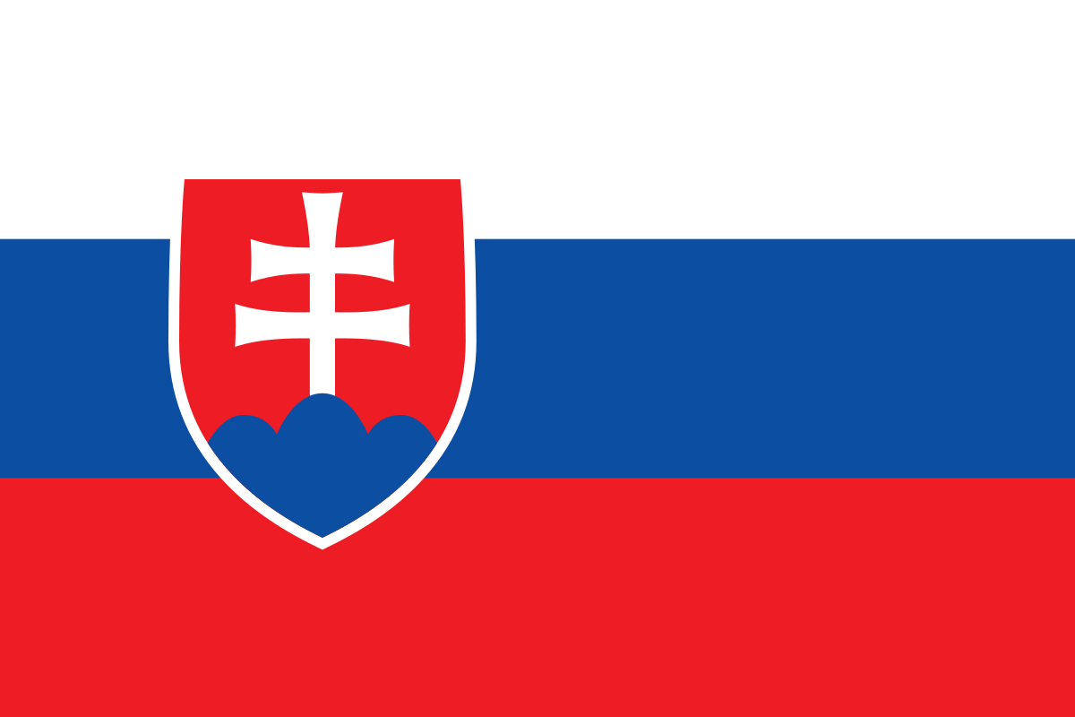 Flag of the Slovak Republic